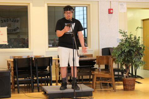 Poetry Night a Slamming Success
