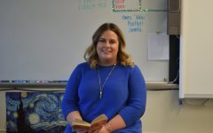 Ms. Fallon Becomes Adviser For Sophomore Class