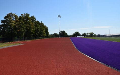 Roberts Field: New Turf, Old Track