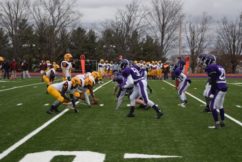 2016 Thanksgiving Football Game