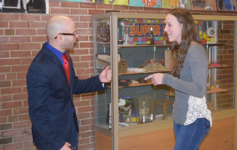 Parent Volunteers Time To Help Holyoke High