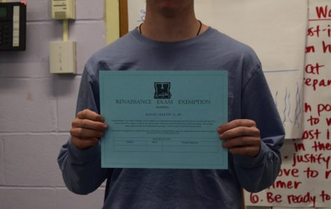 Renaissance Rewards Offered to Hardworking Students