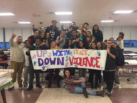 Pa'lante Week Of Action Shows That Knights Ride For Peace