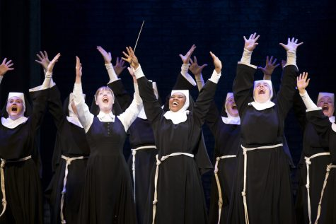 Cast For Sister Act: The Musical Revealed