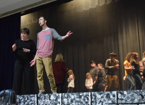Sister Act Opens March 23