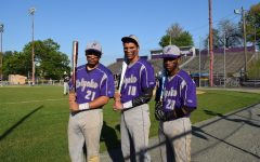 Photo Gallery: Baseball Senior Night 2017