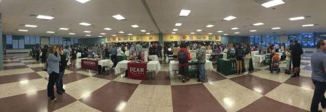 College Fair at HHS: A Success