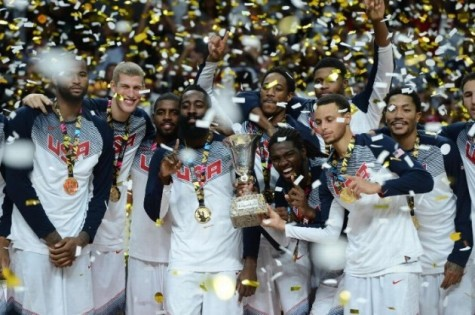 Team USA Brings Home The Gold