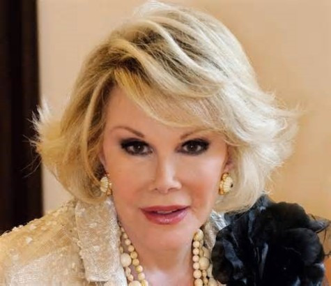 The legendary Joan Rivers Credit: CNN.com