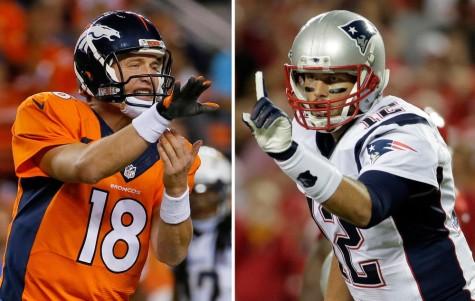 Tom Brady v Peyton Manning, A Rivarly Since 2001