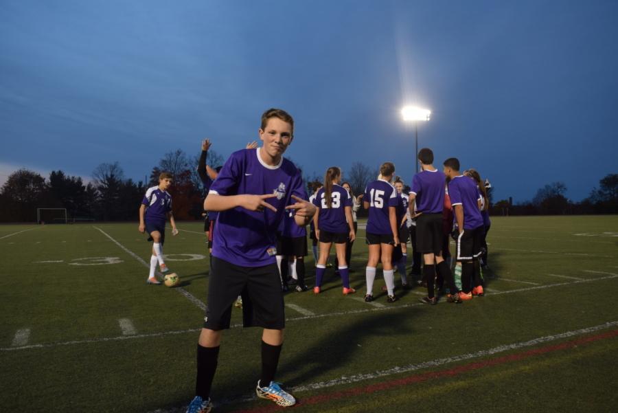 Photo Gallery: Student/Teacher Soccer Game