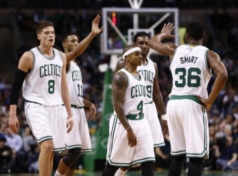 NBA Trade Deadline Proves Fruitful For Celtics