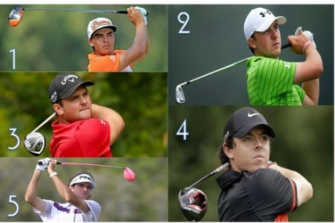 Top Five Players to Watch at the Masters