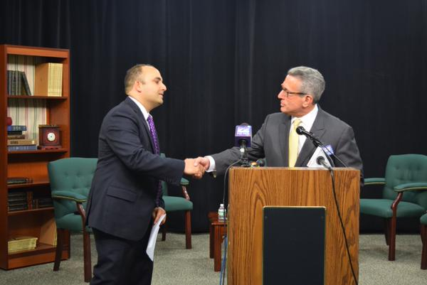 Commissioner Mitchell Chester appoints Dr. Stephen Zrike as Receiver of Holyoke Public Schools.