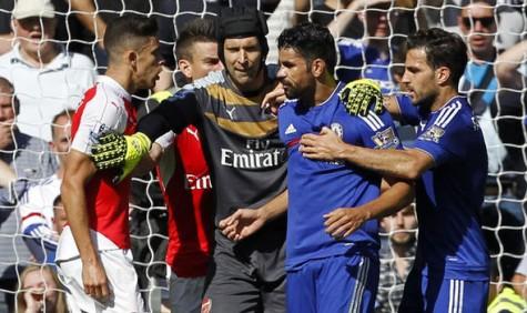 Chelsea Overcomes Arsenal