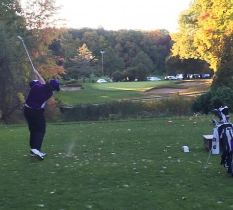 Spotlight On: The Golf Team