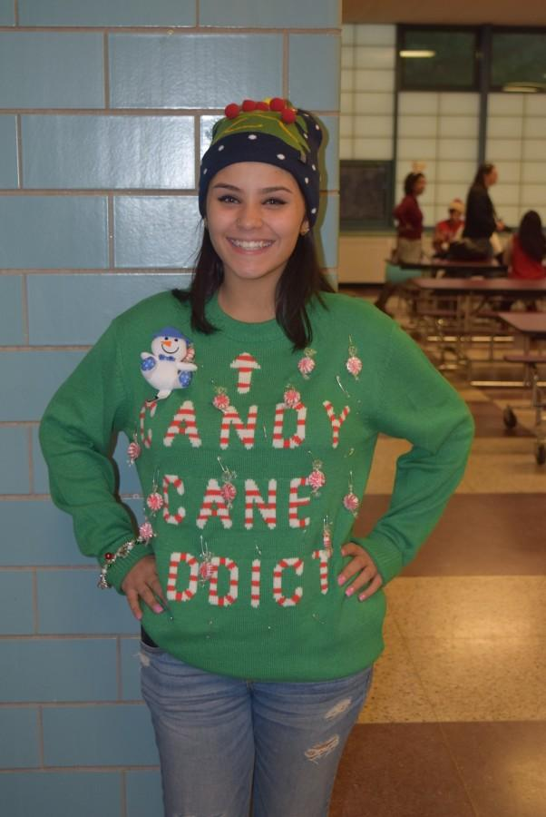 Photo Gallery: Ugly Sweater Day