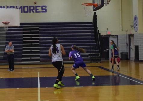 Girls Basketball Looks Forward
