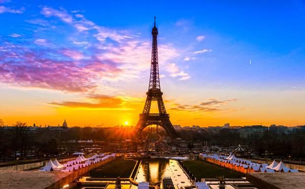 Terrorist Attacks Rock Paris