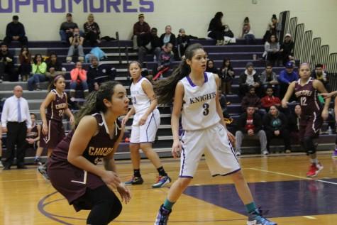 Photo Gallery: Girls Basketball 2016