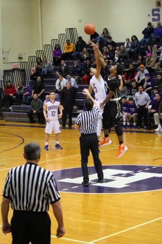 Photo Gallery: Boys Basketball Senior Night
