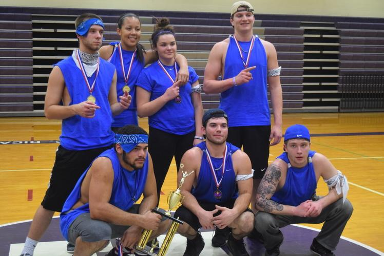 Photo Gallery: Dodge For The Blue Knight Dodgeball Tournament