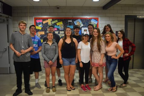 Herald Seniors Say Goodbye 2016