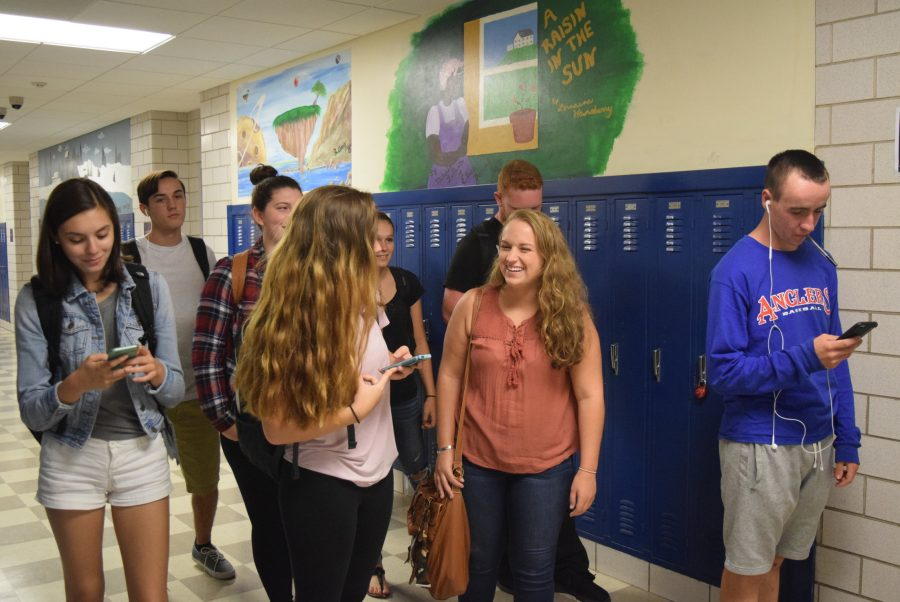 New Cell Phone Policy Gives Students More Freedom