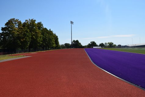 Roberts Field: New Turf, Old Track