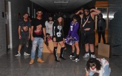 Haunted House Comes Back To Holyoke High
