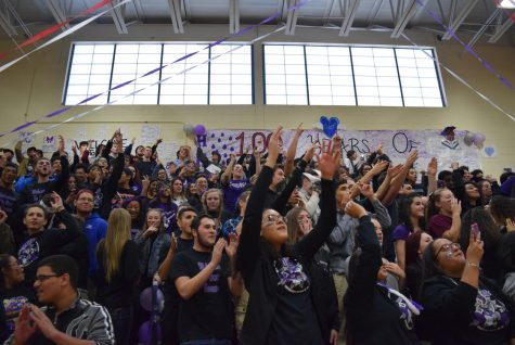 Photo Gallery: Pep Rally 2016