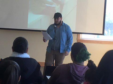 Students Showcase UMass Course Writing