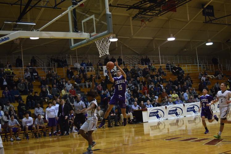 Photo Gallery: Boy's Basketball Play-Off Game