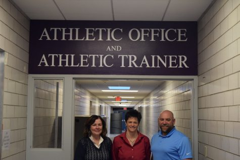 Spotlight On: The Athletics Department