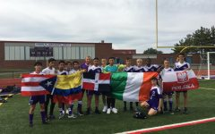 Boy's Soccer Unites in Support of Hurricane Victims