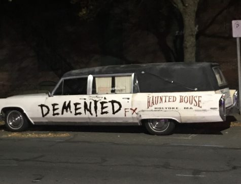 Second Annual Demented FX Haunted House Brings Scares to Holyoke