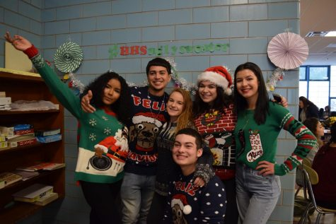Photo Gallery: Ugly Sweater Day 2017