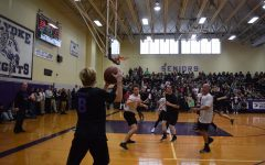 Recap: Student Teacher Basketball Game
