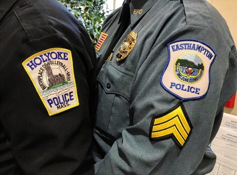 "Holyoke & Easthampton Police Departments Support Vets with ""Manuary"" Fundraiser"
