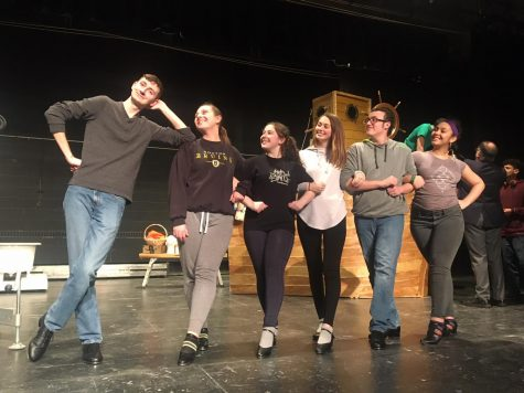 The Sixth Annual Friends of HPS Improv Night