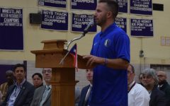 NBA's J.J. Barea speaks to Holyoke High about his Career On and Off the Court