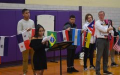 Holyoke High North Campus Holds Annual Latino Heritage Assembly