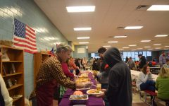 Holyoke High Holds 25th Annual Thanksgiving Fall Feast