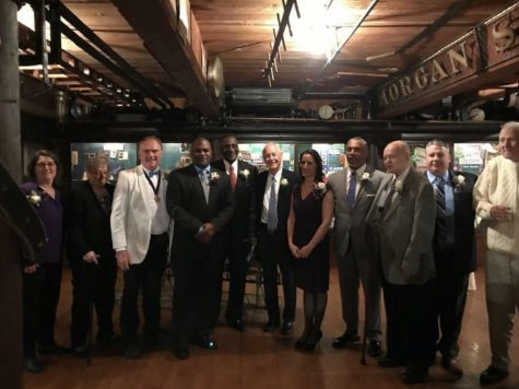 Holyoke Shows Up Big for First Ever Holyoke Athletic Hall of Fame Induction