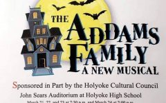 The Addams Family to come to Holyoke High this weekend!