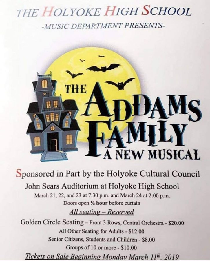 The+Addams+Family+to+come+to+Holyoke+High+this+weekend%21