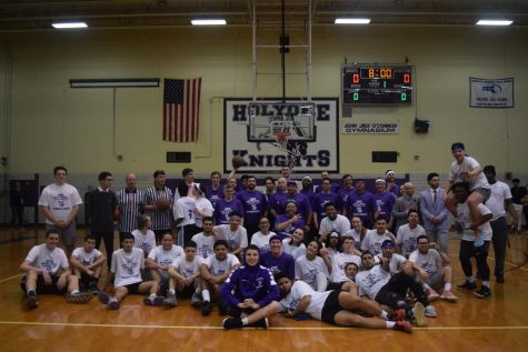 Third Annual Student vs. Faculty Basketball Game