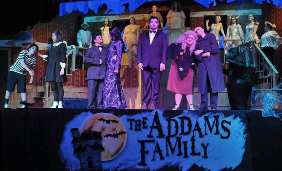 Did the Addams Family Musical have Charles Addams rolling in his grave?