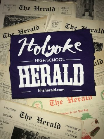 Holyoke High Herald celebrates 121 Years of Publication