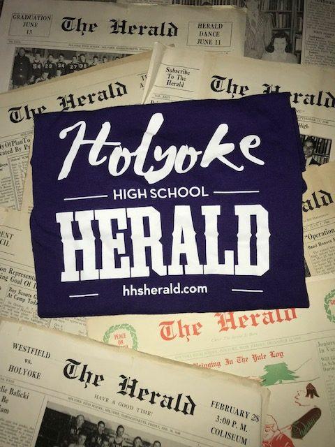 Holyoke+High+Herald+celebrates+121+Years+of+Publication